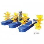 Paddle Wheel Aerator 4 wheels 2HP 415V Three Phase (Made in Taiwan)