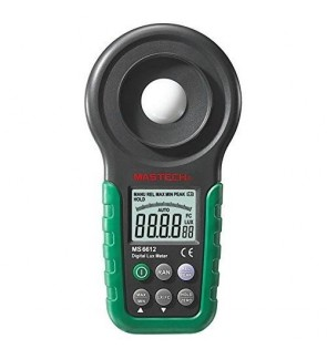 Mastech MS6612 Digital Luxmeter Meter / Light Meter (0-200000lux)