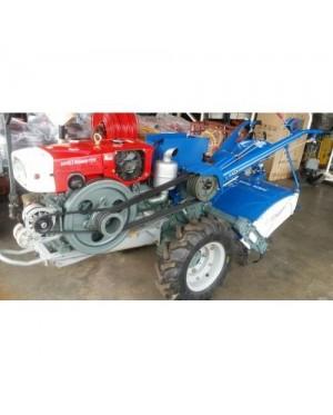 Jentani Power Tiller 16HP Diesel Battery Starter Engine