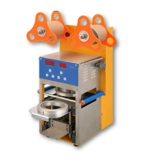 Himitzu WCS-F07 Automatic Plastic Cup Sealing Machine