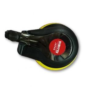 """Himitzu 5"""" Vacuum Orbital Air Palm Sander c/w Vacuum Hose + Bag"""