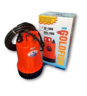 GoldFish 1Inch x 100W Submersible Utility Pump (Made In Taiwan)