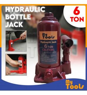 6 Ton Heavy Duty Hydraulic Bottle Jack