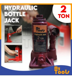 2 Ton Heavy Duty Hydraulic Bottle Jack