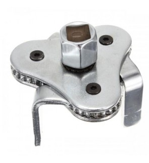 3 Jaw Universal Oil Filter Wrench (63.5-110mm)