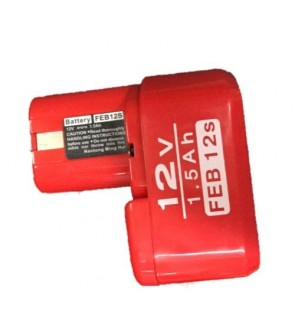 12V 1.5Ah Nikcel Battery (Mustang)