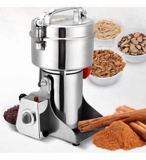 Himitzu SY-04 250g Micro Fine Multipurpose Powder Dry Medicine Blender with Timer Type