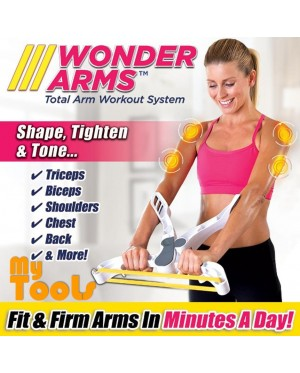Mytools Wonder Arms Good Figure Fitness System Arm Upper Body Workout Machine