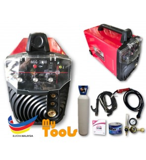 Himitzu MIG1900 MIG & ARC 2 In 1 Welding  Set (Made In Malaysia)