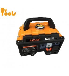 Kazumi Portable Four Stroke Petrol Generator KZ1800 1000W (Made in Japan)