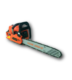 Kazumi MS550 18inch 55cc Portable Petrol Chainsaw (Made in Japan)
