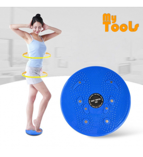 Mytools Waist Twisting Disc Magnetic Plate Sports Fitness Board Stretching Body Shaping Training