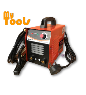 Himitzu MMA188 Portable Inverter Welding Machine Set (Made In Malaysia)