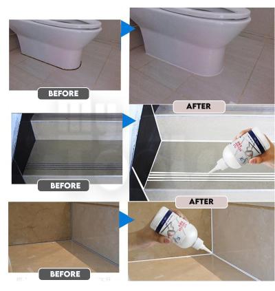 [Ready Stock] Genuine LKB Tile reform grouting fix waterproof anti-fungus