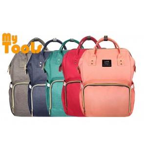 Mytools Daddy Mummy Bag Multifunctional Diaper Bag Backpack