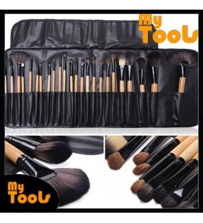 Makeup Brush Set (24 Pcs)