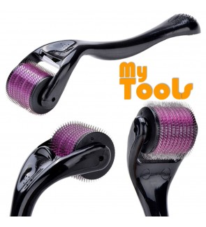 540 Dermaroller Microneedle 0.5mm Derma Roller Micro Needle Skin Care Therapy