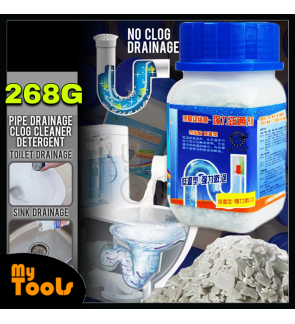 [READYSTOCK] Pipe Drain Cleaner and Clog Remover Drainage for Toilet & Kitchen