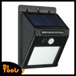[Ready Stock] 20 LED Solar Power Wall Light PIR Motion Sensor Outdoor Waterproof