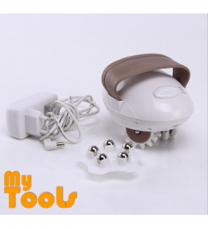 Mytools 3D Rotating Electric Body Slimming Face Slim Massager