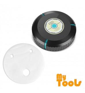 Mytools Auto Clean Robot Cleaner Smart Robotic Dust Vacuum Sweeper c/w 20pcs Microfiber
