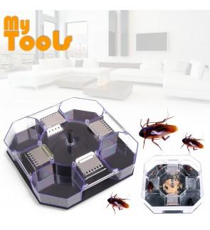 Mytools Reusable Cockroach Catcher Trap Killer Cockroach Bait Box