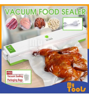 READY STOCK Freshpack Pro Vacuum Sealer Fresh Food Saver Packaging Sealing