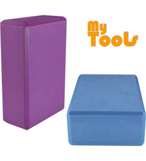 Mytools Yoga Brick Yoga Block High Density EVA Stretch Exercise Fitness Gym Tool