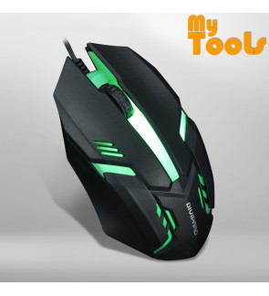 Mytools USB Mouse 3 Buttons Optical Gaming Mice 7 Colors LED PC Laptop