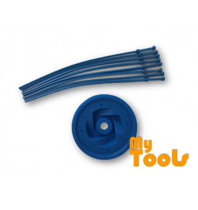 BG 328 Heavy Duty Brush Cutter Head/Plate + Nylon String