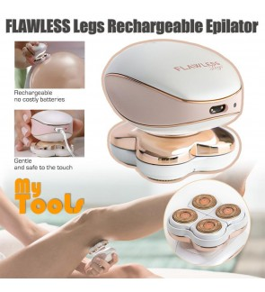 Mytools Flawless Legs Arm Smooth Touch Women Female Hair Remover Wet & Dry