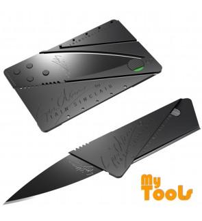 Mytools CardSharp Credit Card Wallet Knife Folding Pocket Size