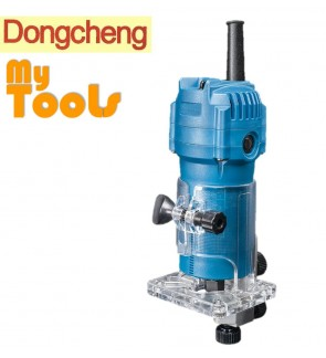 DongCheng DMP03-6 Wood Trimmer 6.35mm 530W (6 Months Warranty)