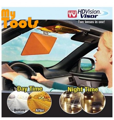 Mytools HD Visor Night Vision Glare Blocker Seen On TV