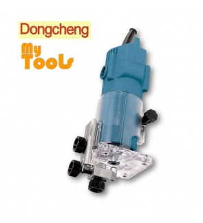 Dong Cheng DMP02-6 Wood Trimmer 6.35mm (6 Month Warranty)