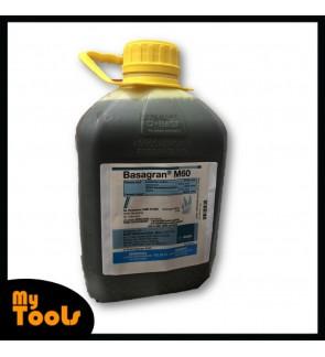 BASF Basagran M60 Herbicide 37.0 + 6.2% Class 3 (5L)