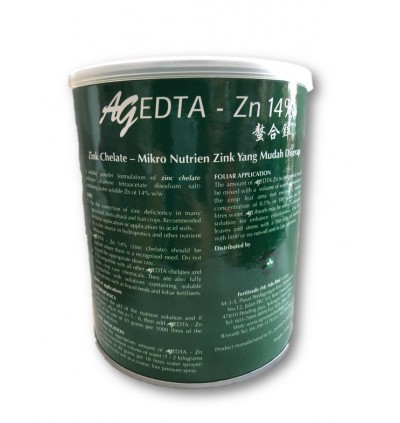 Ag EDTA - Zn 14% 1KG Micro Nutrient