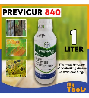 Bayer Previcur 840 Fungicide 47.3% + 27.7% Class 3 (1L)
