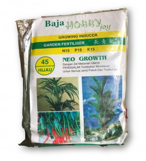 Baja Hobby Joy Neo Growth 45 Hijau