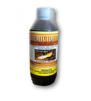 1 Liter Chemicide 75+ Insecticide 21.2% Class 2 Racun Anai/Semut (Pest Control Chemical)