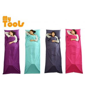 Mytools Foldable Cotton Travel Sleeping Bag