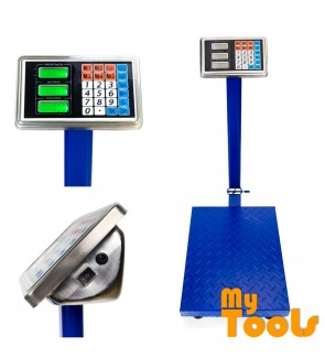 Mytools 300KG / 660lb Industrial Platform Scale Postal Weighing Scales