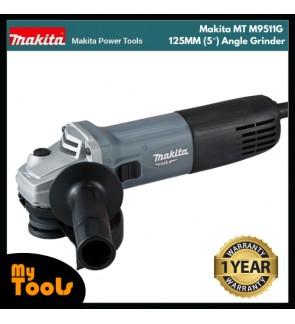 Makita MT M9511G 125MM (5) Angle Grinder + 12 Months Makita Original Warranty
