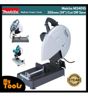 "Makita M2401G 355mm (14"") Cut Off Saw + 12 Months Makita Original Warranty"