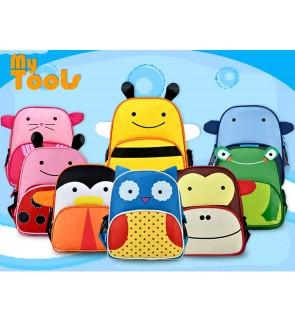 Mytools Zoo Animal Kid Backpack Bag Kindergarten Nursery School Kids Children Student