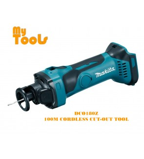 Makita MT DCO180Z Cordless Cut Out Tool 18V LXT  (Body Only)