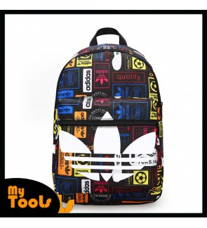 Adidas Fashion Casual Laptop Travel School Backpack
