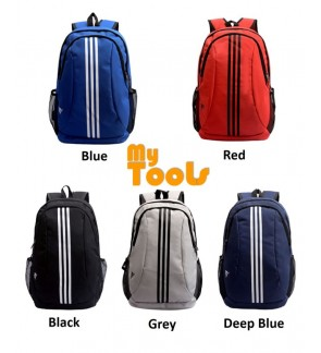 Adidas Laptop Sport Travel Backpack School Bag