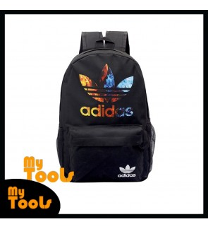 Adidas Laptop Sport Travel Backpack (Fire)