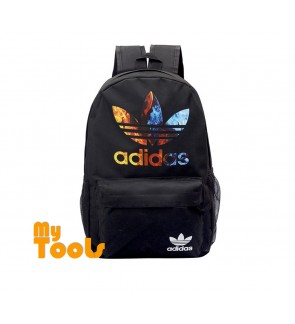 Adidas Laptop Sport Travel Backpack School Bag (Fire)
